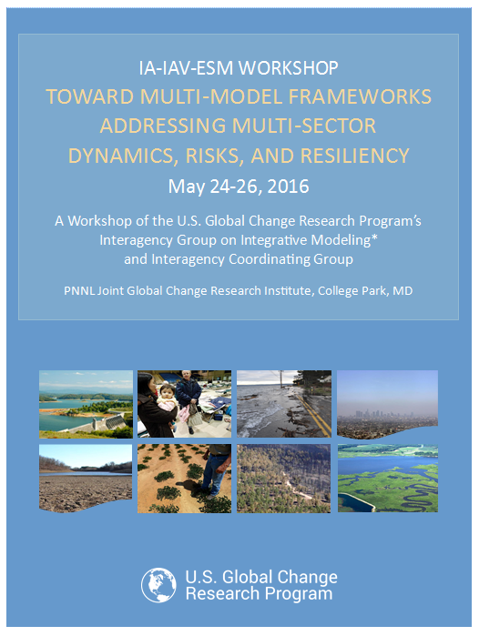 IA-IAV-ESM modeling framework workshop